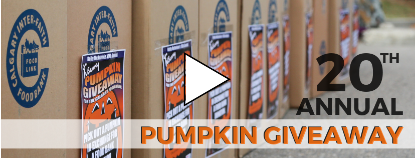 The McKelvie Group & the 20th Annual Pumpkin Giveaway