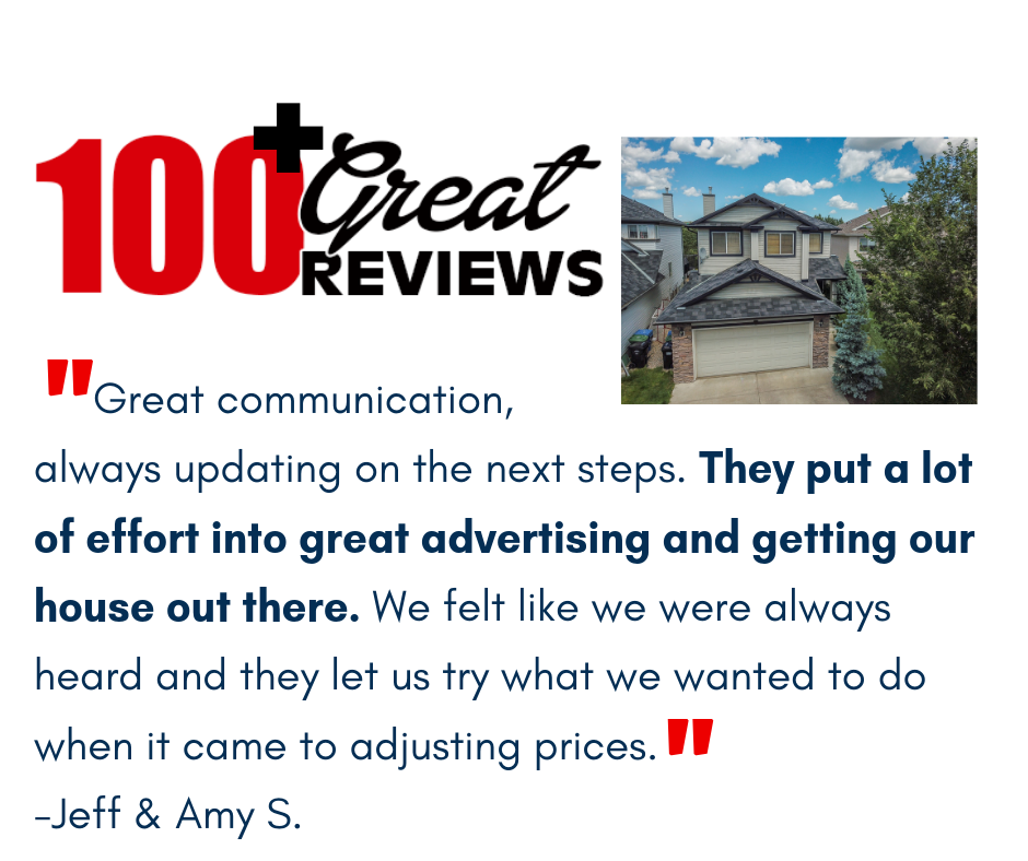 Great Realtor Reviews for the McKelvie Group